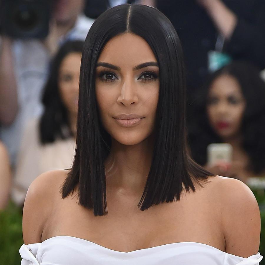 Kim Kardashian en MET Gala