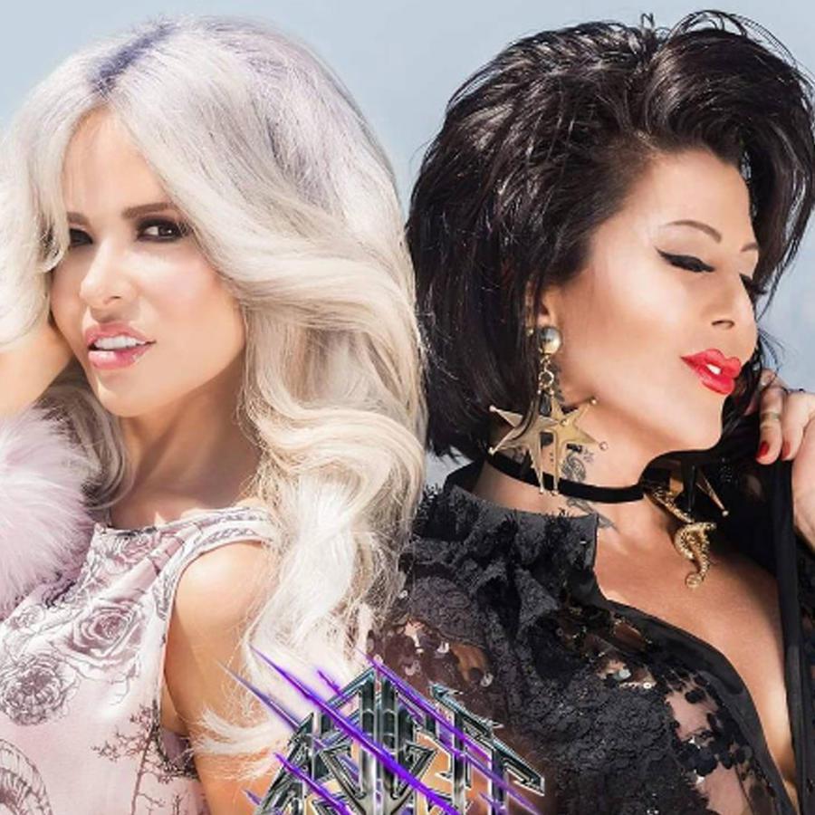 Gloria Trevi y Alejandra Guzmán lanzan su canción juntas