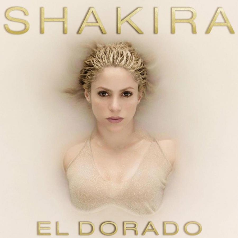 Shakira lanza nuevo álbum