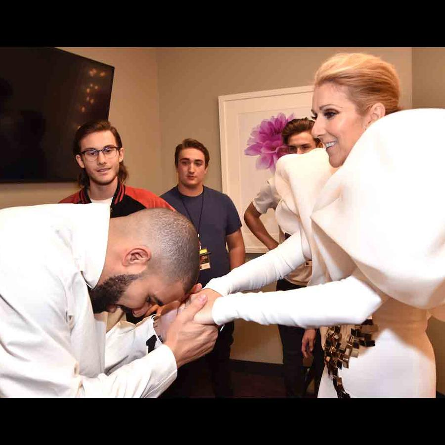 Drake Is Apparently a Year Away From Getting a Celine Dione Tattoo on His Rib Cage