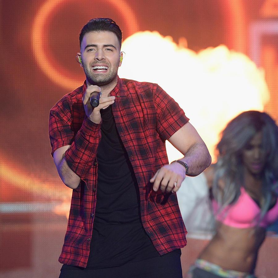 Jencarlos Canela Billboard Latin Music Awards - Show
