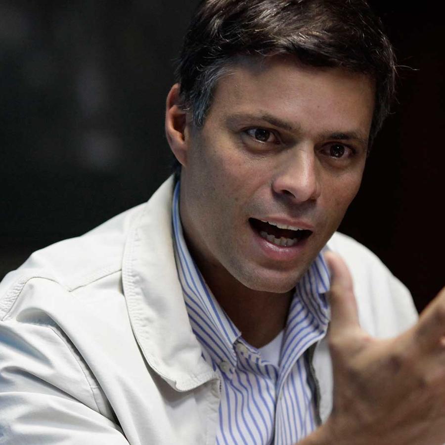 Arrestan a Leopoldo López otra vez