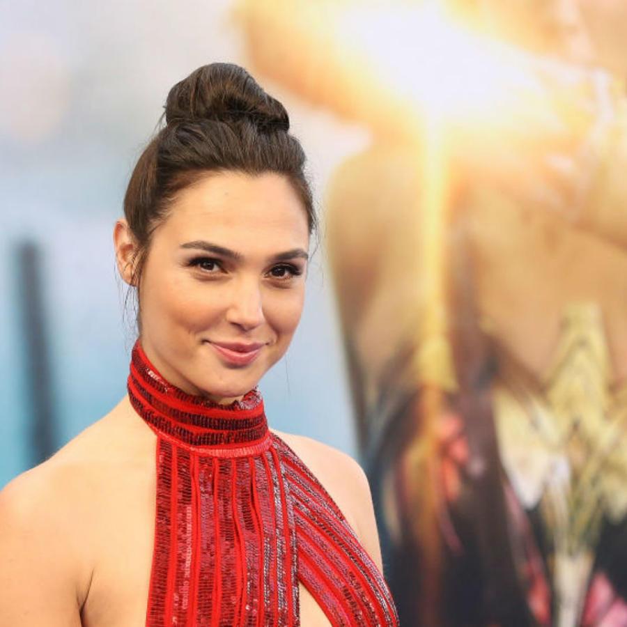 """Gal Gadot en la premiere de """"Wonder Woman"""""""