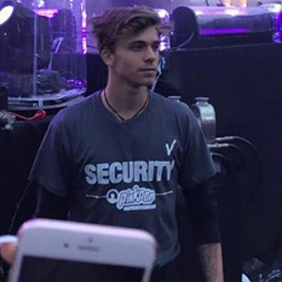El nuevo guardia de seguridad de Justin Bieber
