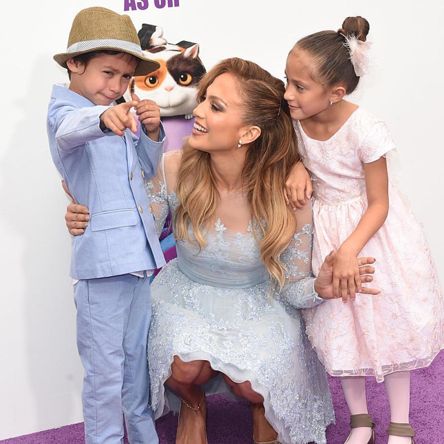 Jennifer Lopez Home Movie