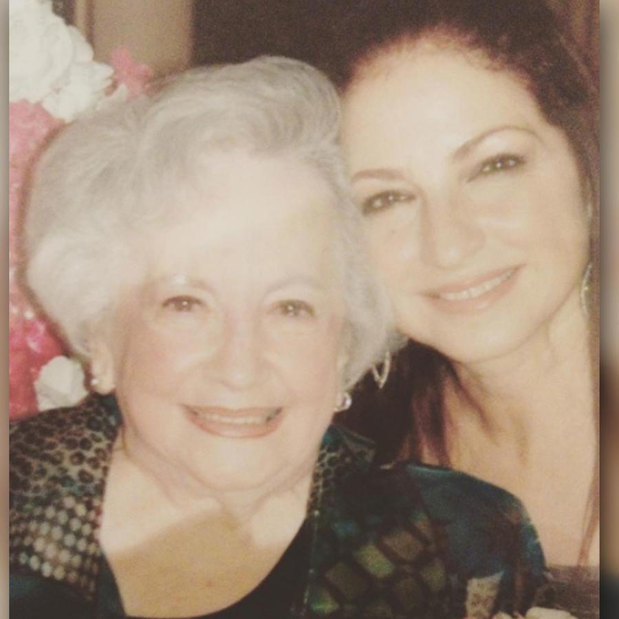 La mamá de Gloria Estefan falleció