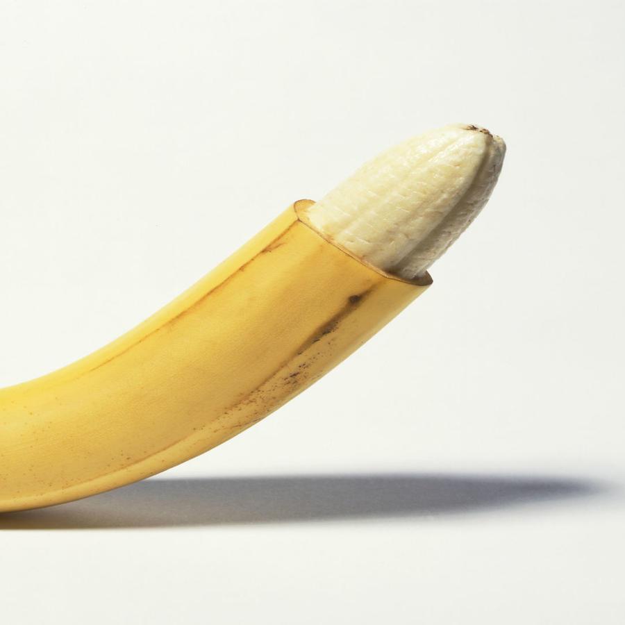 Banana circuncidada