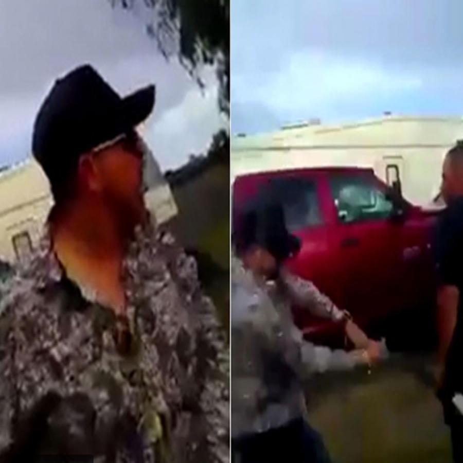 Presunto narco cobra una deuda a golpes en México (VIDEO)