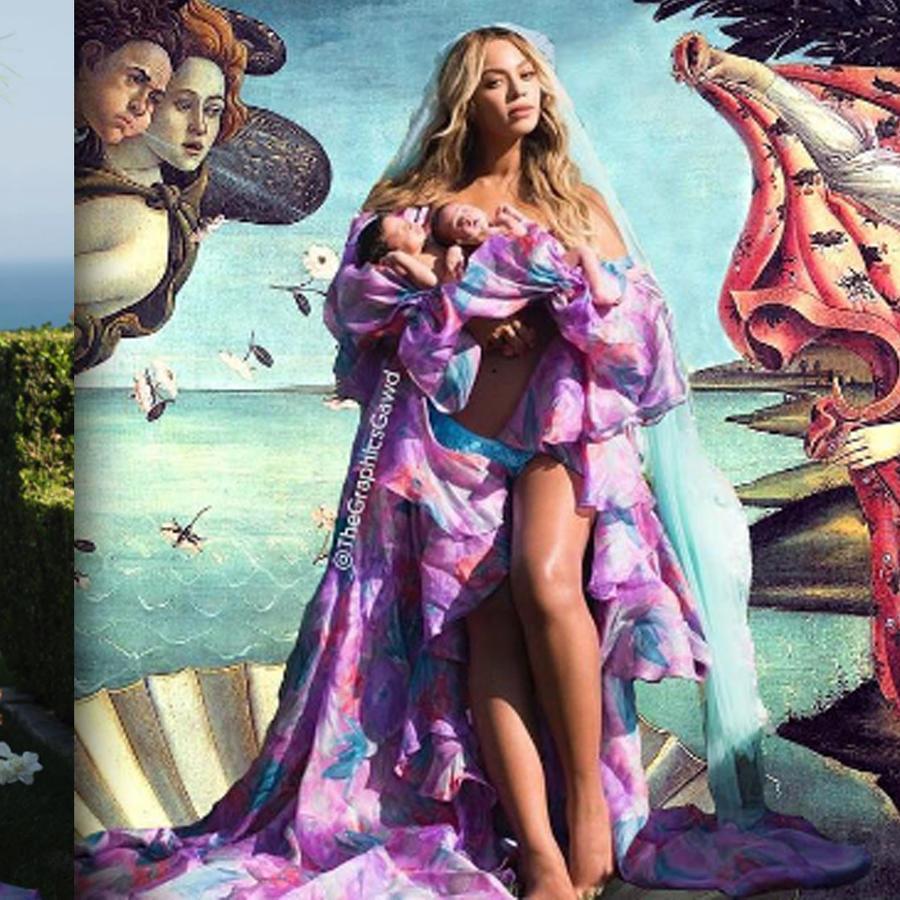 Las redes reaccionan con diferentes memes por la foto de Beyoncé