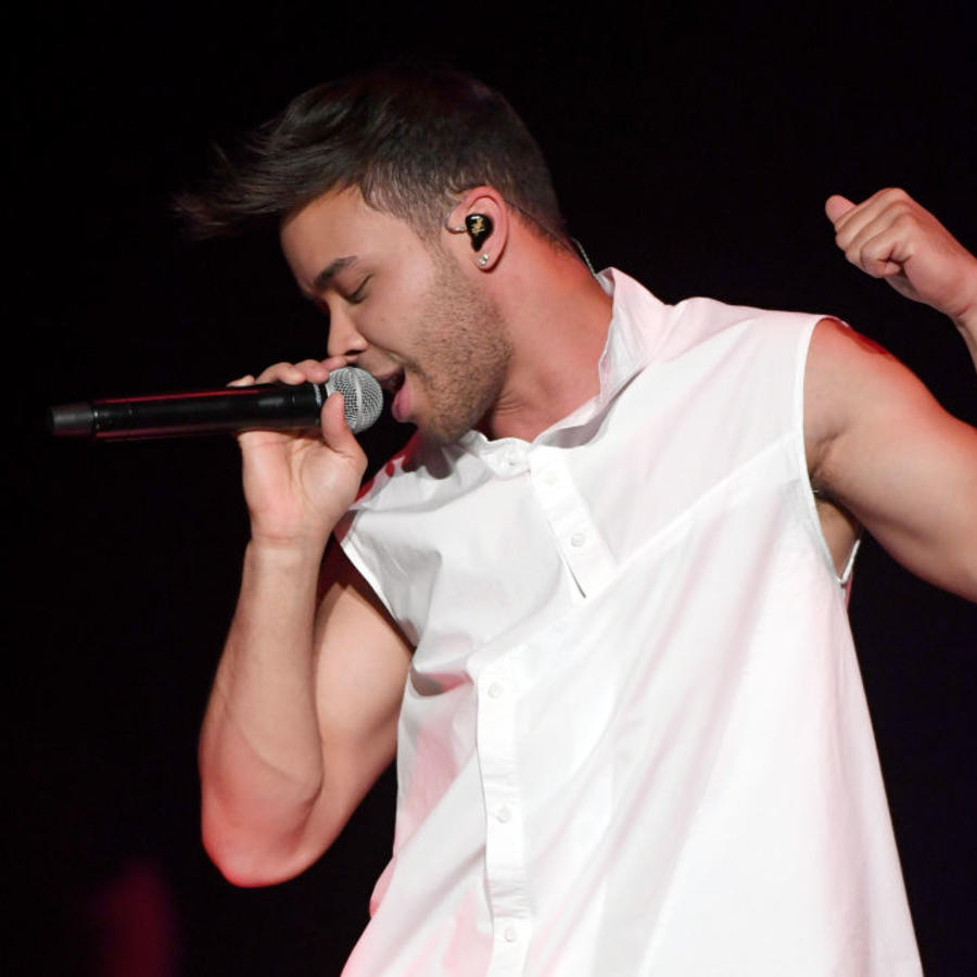 Prince Royce en Concierto At The Hard Rock Joint