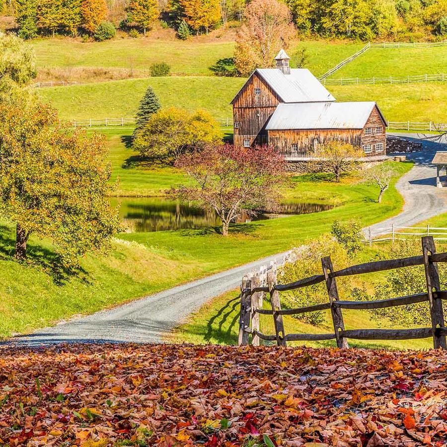 Casa rural en Vermont
