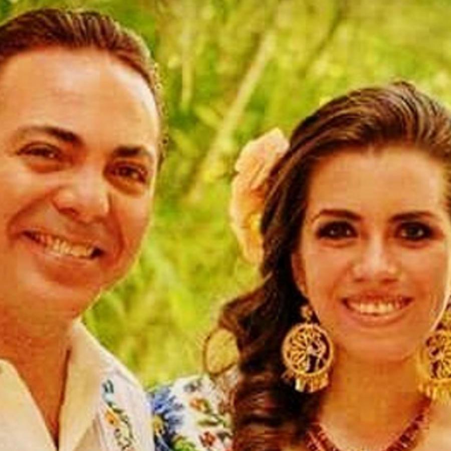 La exesposa de Cristian Castro habló