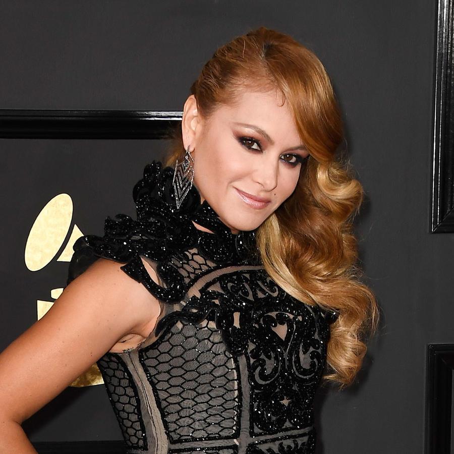 Paulina Rubio en los Grammy Awards 2017