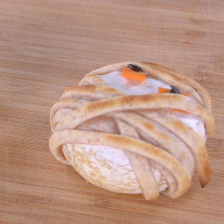 Momias de queso brie