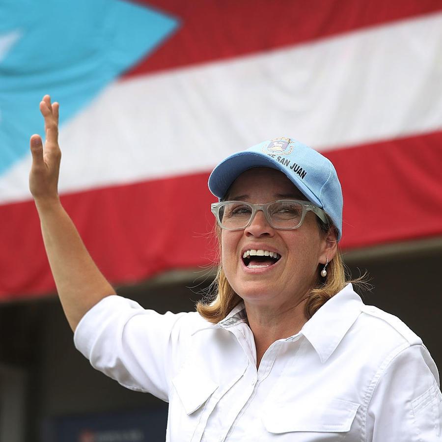 Carmen Yulín Cruz
