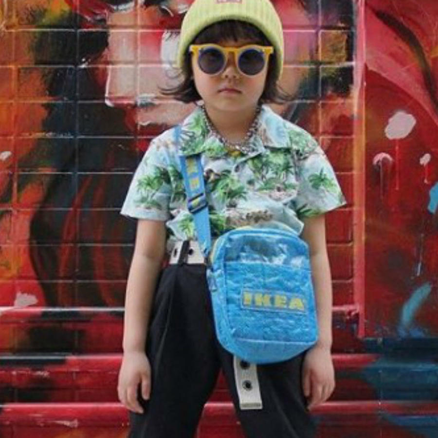 Niña japonesa fashionista