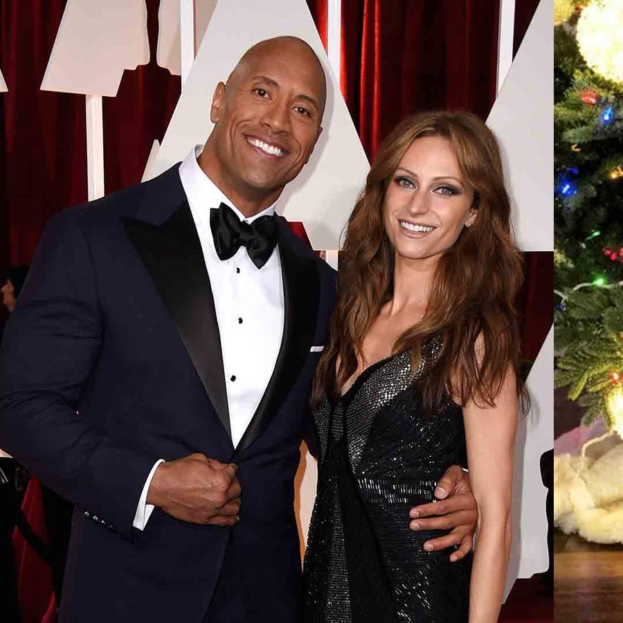 "Dwayne ""The Rock"" Johnson Expecting Baby Girl No. 2 With Lauren Hashian"