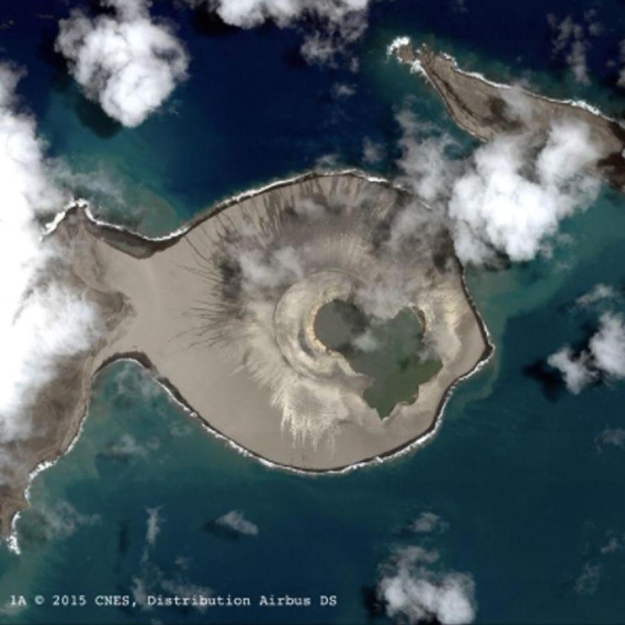 Isla Hunga Tonga