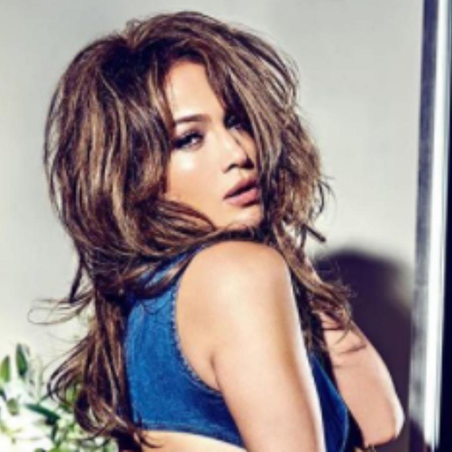 Jennifer Lopez para Guess