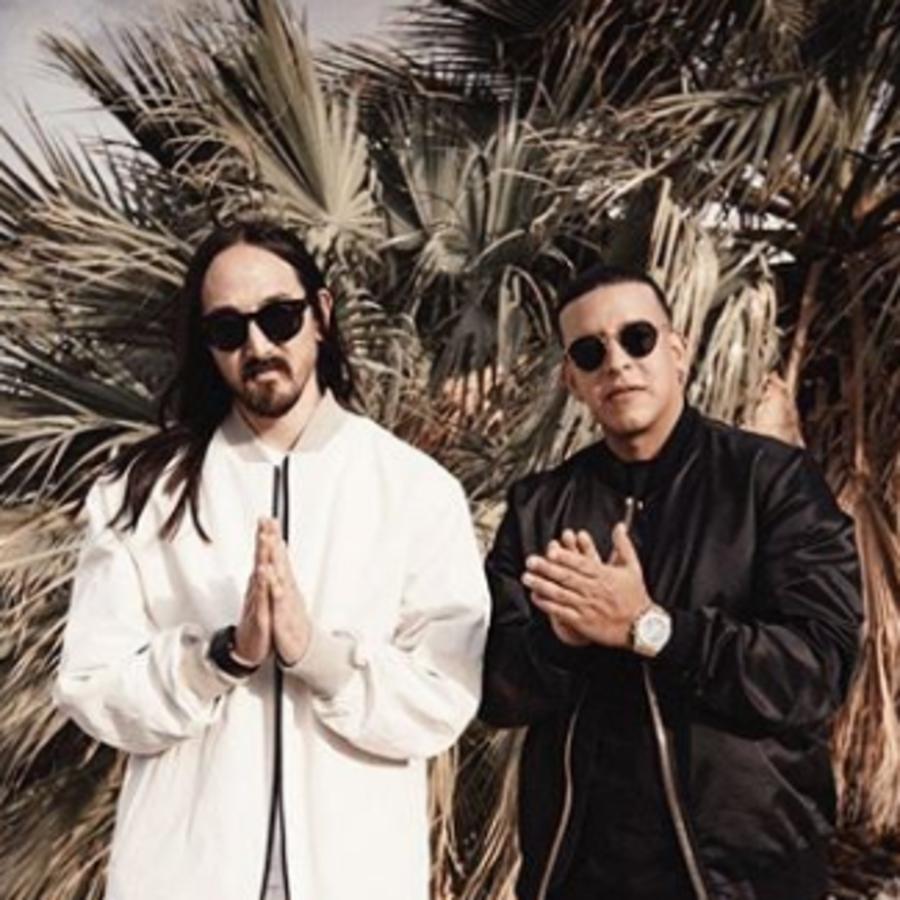 Steve Aoki and Daddy Yankee