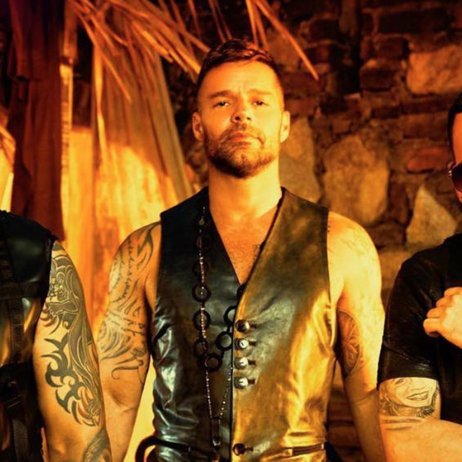 Ricky Martin, Wisin & Yandel