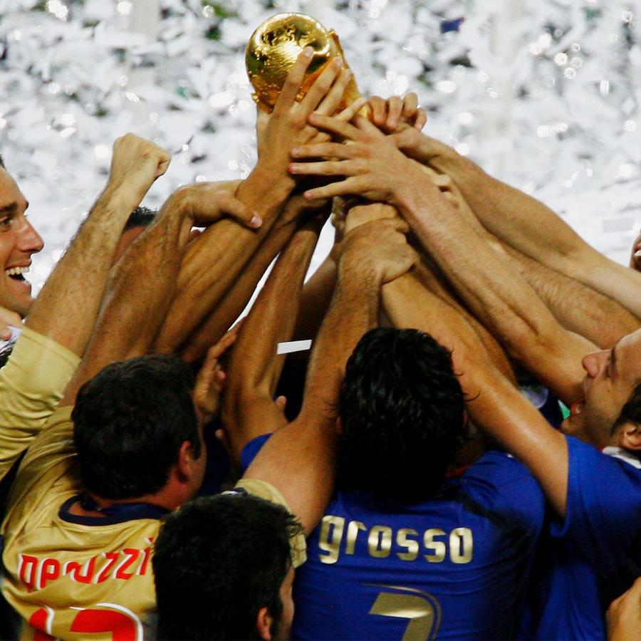 Jugadores Copa Mundial de la FIFA