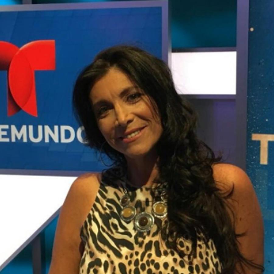 Viviana Vila en Telemundo Network, Miami