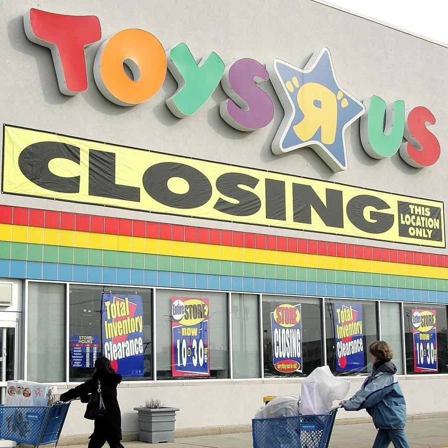 Juguetería Toys R Us