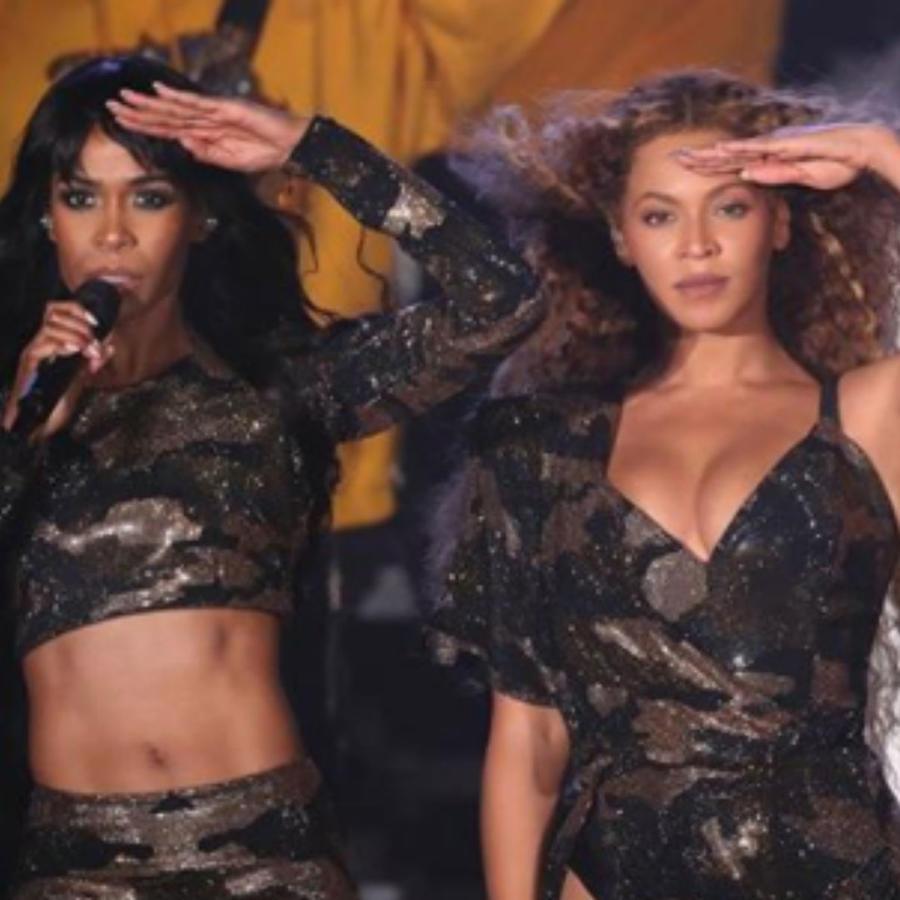 Destiny's Child en Coachella 2018