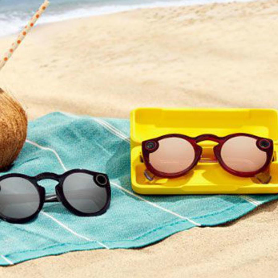 Spectacles2 en la playa