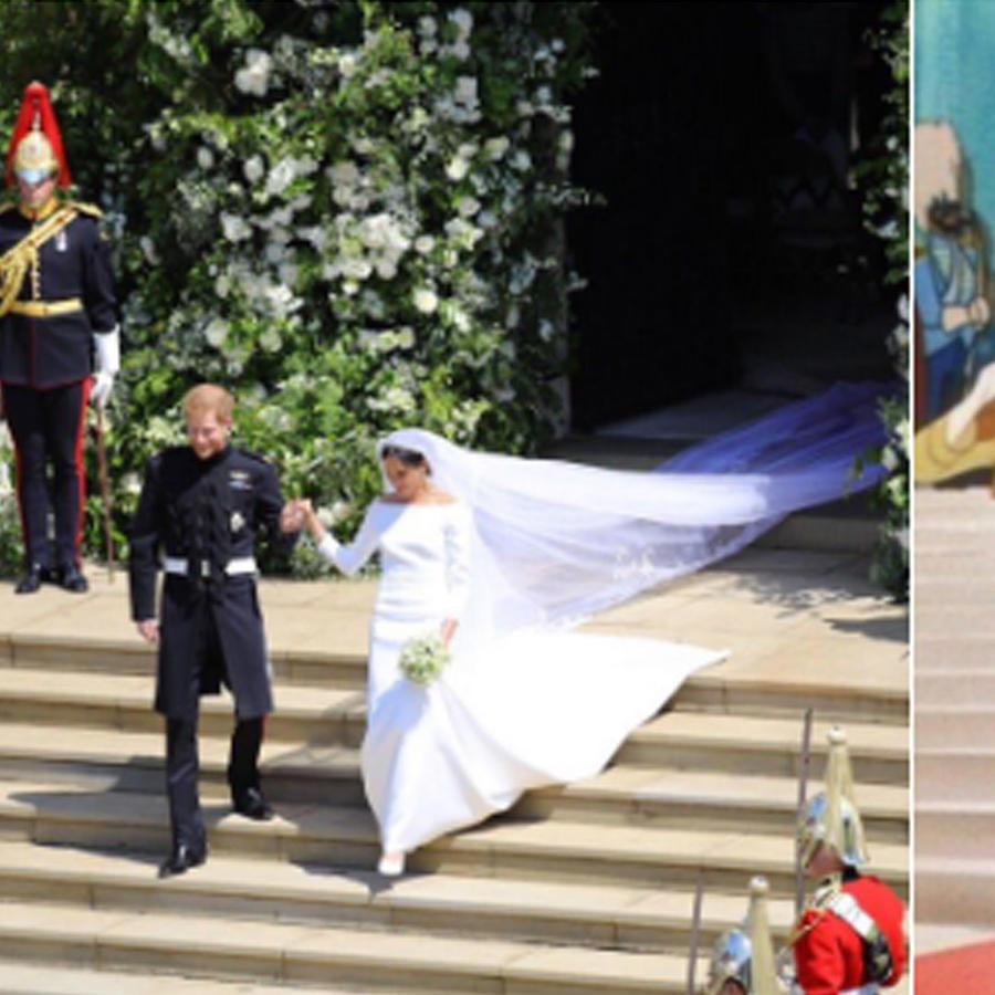 Memes del príncipe Harry y Meghan Markle