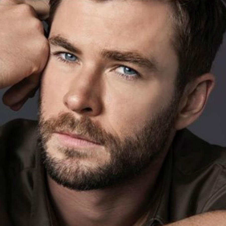 Chris Hemsworth en su campaña para Hugo Boss
