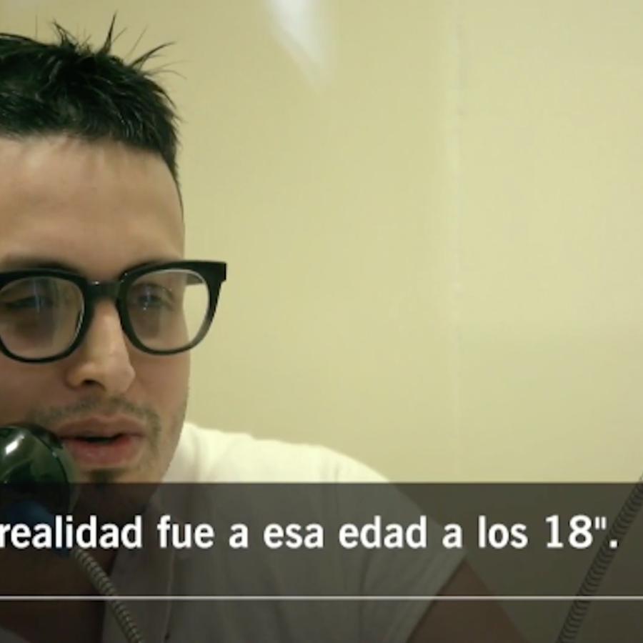 Gabriel Cardona mató a dos personas y cumple una condena de cadena perpetua