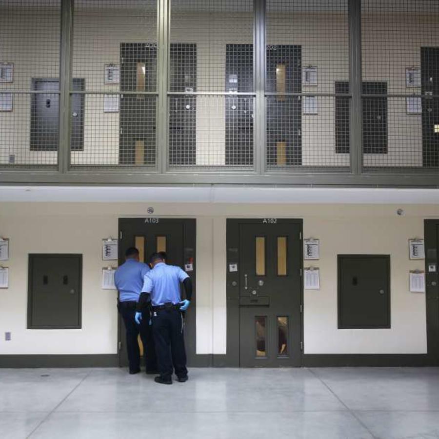 GEO Group administra varias cárceles privadas para inmigrantes