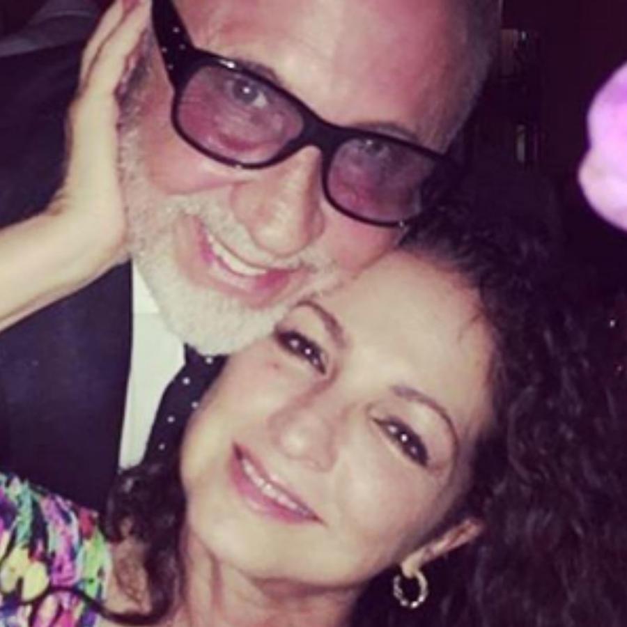 Gloria Estefan con Emilio Estefan