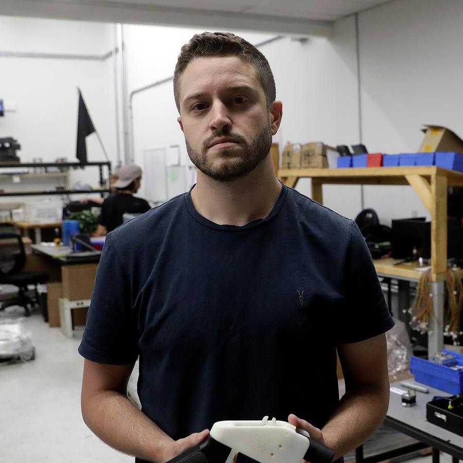Cody Wilson, el propietario de la compañía texana de armas impresas en 3D, fue acusado de asalto sexual a una menor el 19 de septiembre de 2018