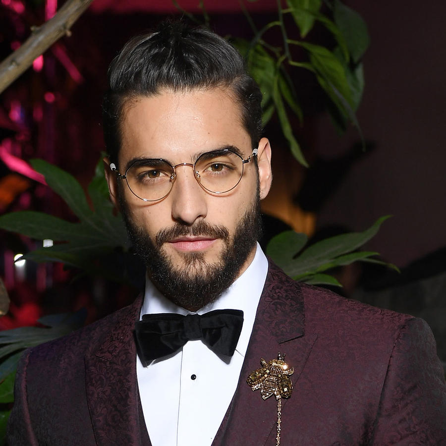 Maluma en Milan Men's Fashion Week 2018