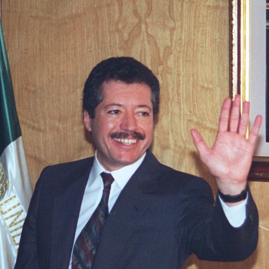 Luis Donaldo Cosio en noviembre de 1993.