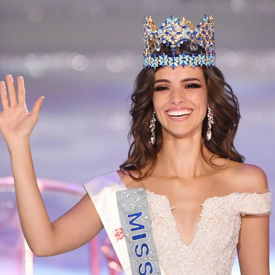 Vanessa Ponce de León, Miss Mundo 2018