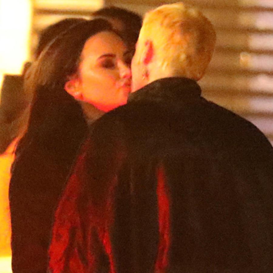 Demi Lovato y Henri Levy