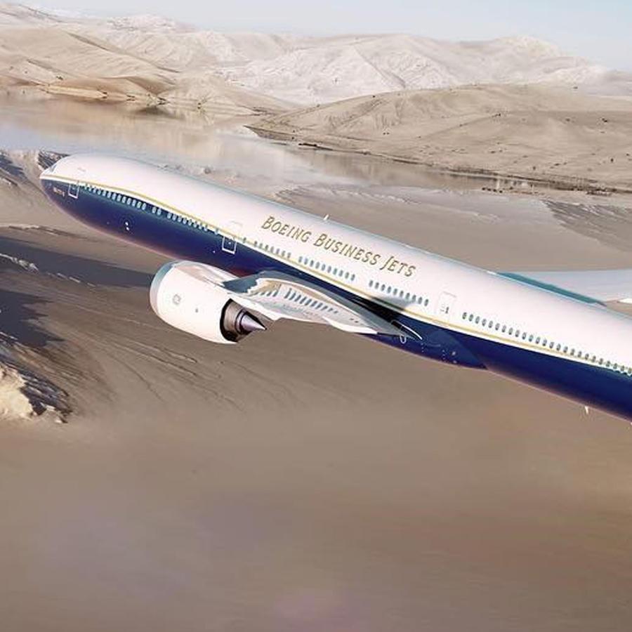 Avión 777X