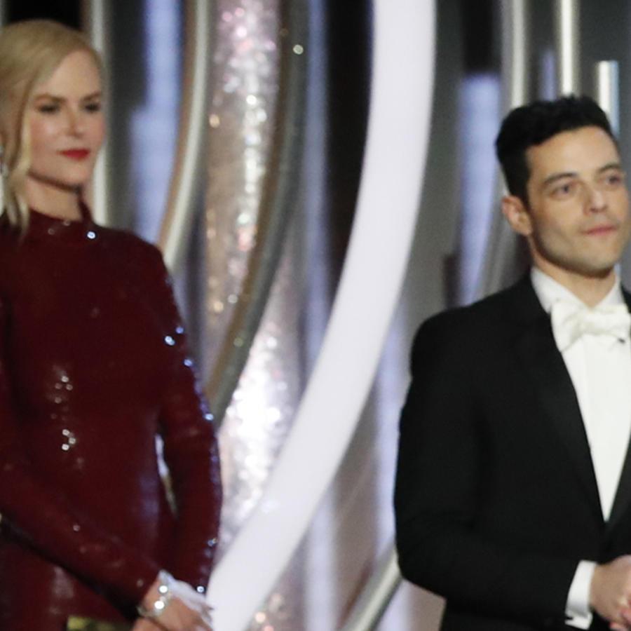 Nicole Kidman and Rami Malek