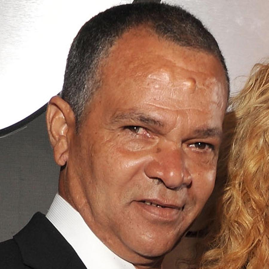 Rihanna y su papá