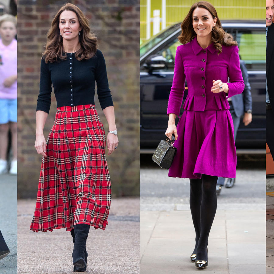 Collage Kate Middleton