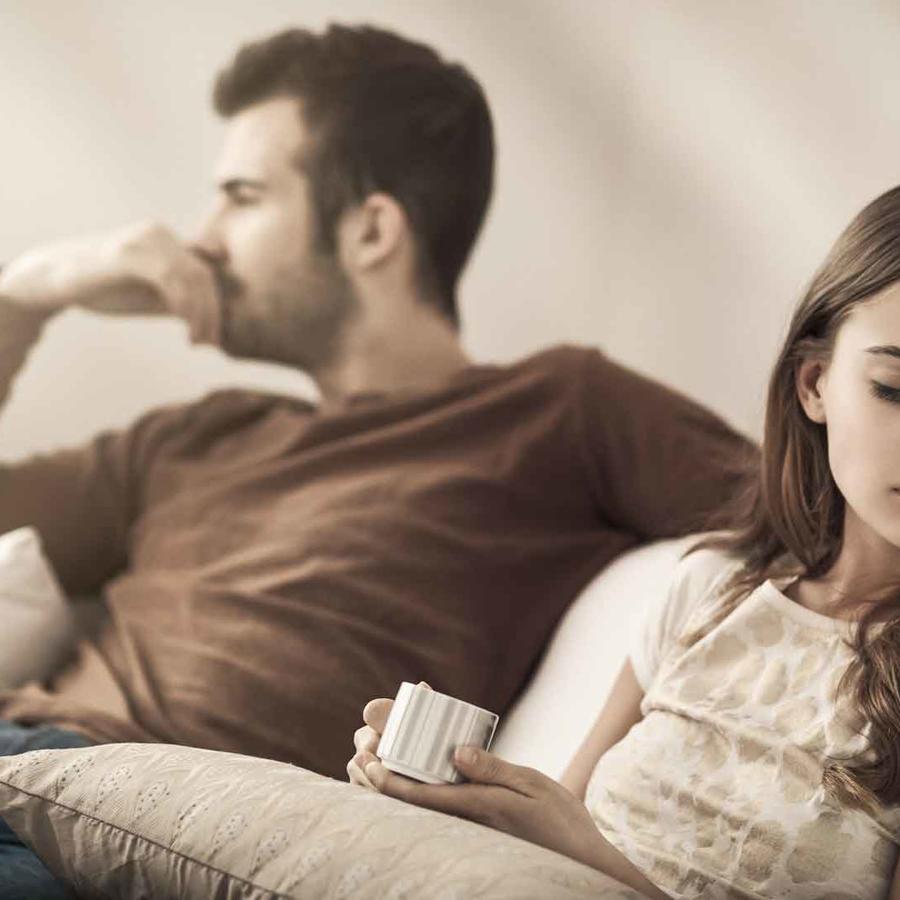 Crisis de pareja