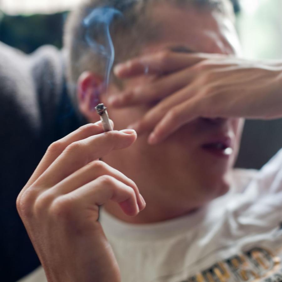 Problemas de drogadicción en adolescentes