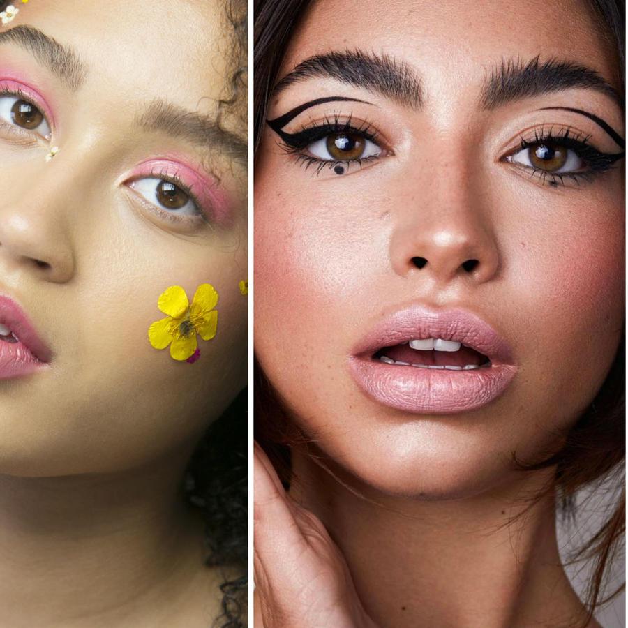 Tendencias de maquillaje para primavera