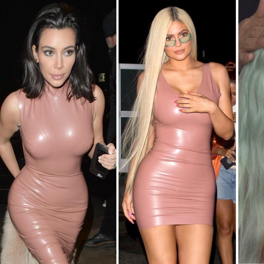Kim Kardashian y Kylie Jenner