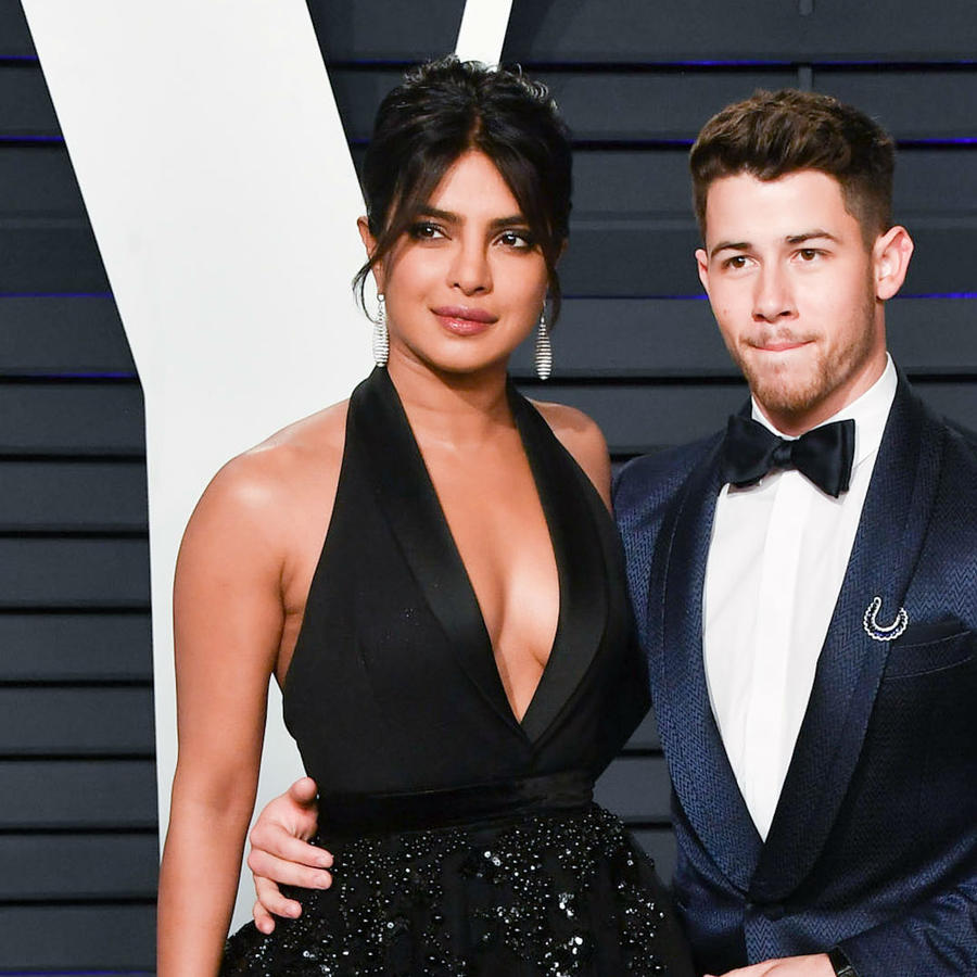 Nick Jonas y Priyanka Chorpa