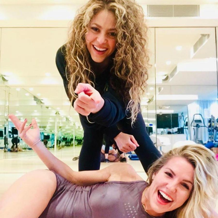 Shakira, Anna Keiser